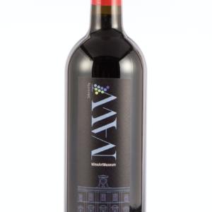 Vino rosso marchio MAVV